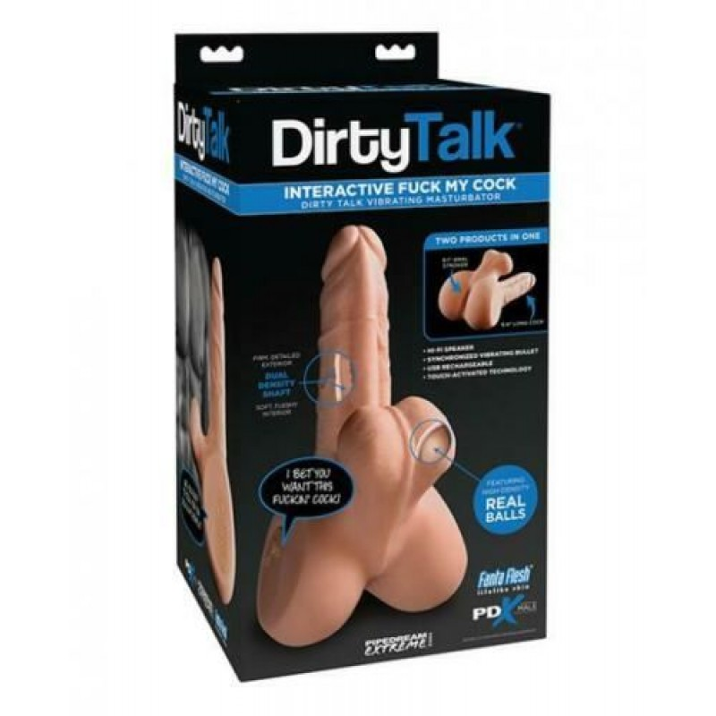 PDX Male Dirty Talk Interactive Fuck My Cock