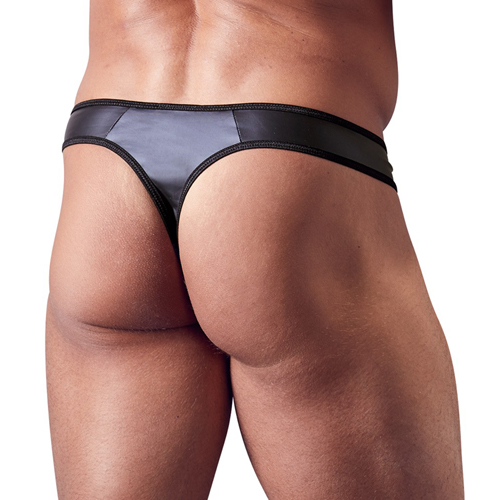 Men's G-string With Zip