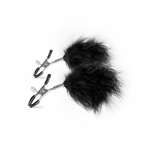 Adjustable Nipple Clamps With Feathers