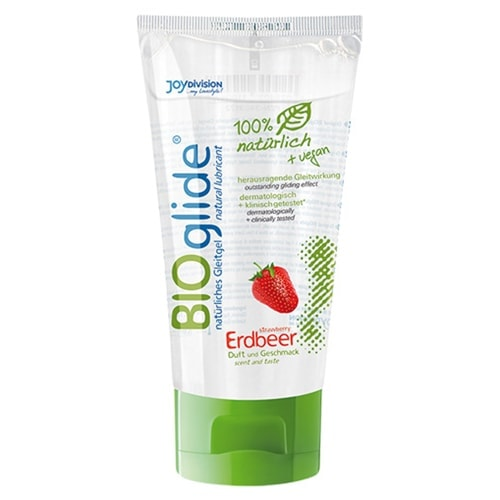 BIOglide Strawberry Lube 80ml