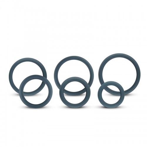 6-Piece Cock Ring Set