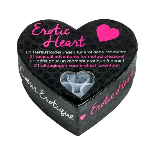 Erotic Heart Mini Game